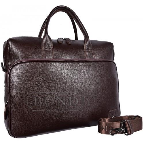 Сумка для ноутбука BOND NON 1084-286 коричневый